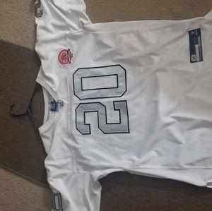 Darren McFadden Sewn Football Jersey
